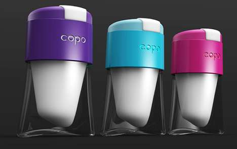 Copo Coffee Flask