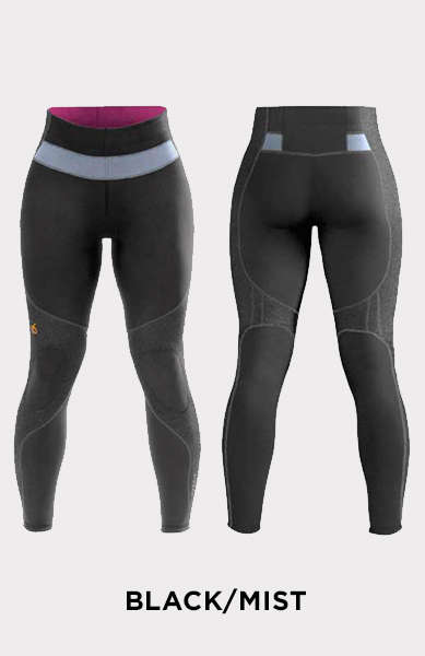 Injury-Preventing Tension Tights - Get Rid of Your Pain in Style with the KNEE Tec Tights