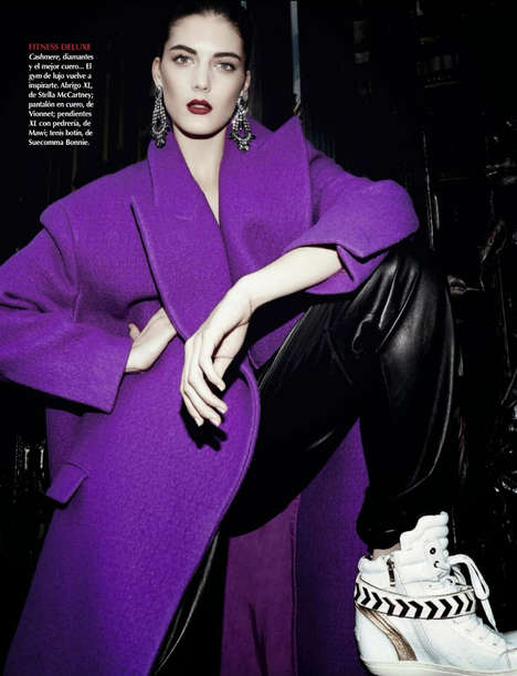 Vogue Mexico January 2014