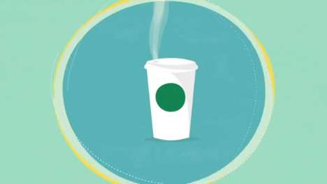 Social Network Coffee Deliveries - The Starbucks Tweet a Coffee Program Brings Java to Your Friends