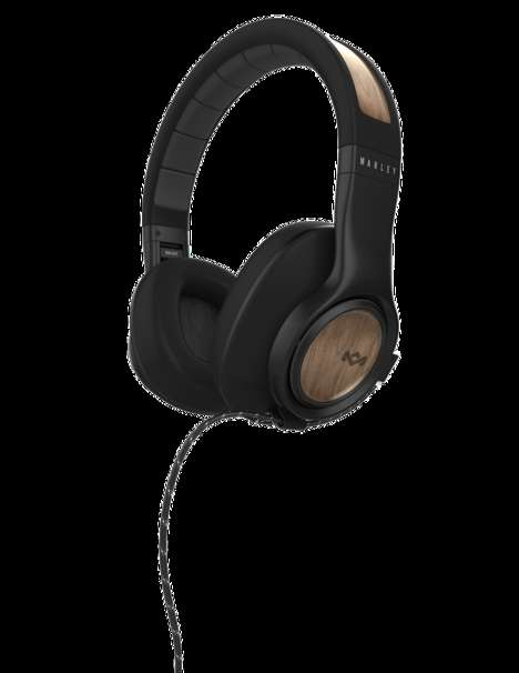 Eco-Friendly Headphones - House of Marley Headphones Jam Their Way to CES 2014