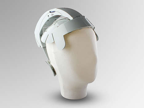 Headache-Curbing Massagers - The USB Head Brain Massager Hypes Up the Pressure at CES 2014