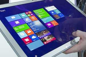 The New Panasonic 4K Tablet Was Unveiled at 2014 CES