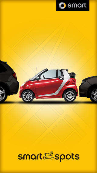 Tiny Parking Space Apps - The Smart Spots App Locates Compact Spots Perfect for Smart Car Parking