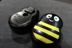 The Buzzy Mini Dulls the Pain at CES 2014