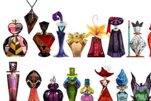 These Disney Perfume Bottles are Designed Like Villains