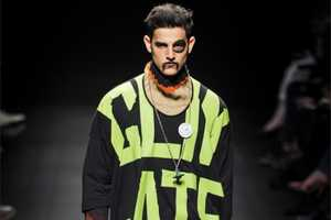 Vivienne Westwood Fall/Winter 2014 Menswear Fights for Climate Change