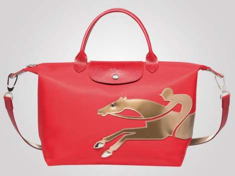 24 Examples of Chinese New Year Fashion - From Eastern Zodiac-Honoring Totes to Equine Zodiac Kicks
