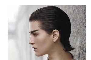 Manolo Campion Captures Athena Wilson for Harper's Bazaar Spain Januar