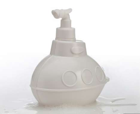 Submarine Soap Pumps - This Soap Dispenser From