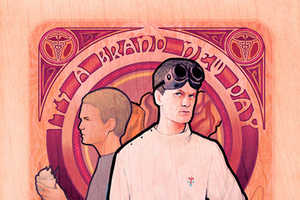 These Dr. Horrible Posters are Fun and Visually Compelling