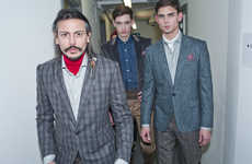 Dashing Fall Menswear - The Latest Fashion Collection by Rake is Perfect for Travel Gettaways