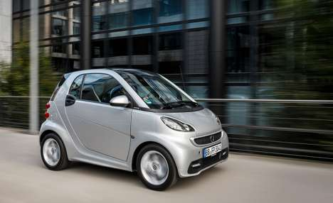 Traffic-Solving Urban Vehicles - The New Smart Fortwo Citybeam Model Can Help Relieve City Gridlocks