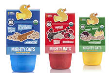 Specialty Diet Kid Cuisine - Little Ducks Organic Baby Food Will Put a Smile on Your Face