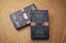 Elaborate Storytelling Playing Cards - This Card Deck is Equal Parts Art, Design and Craftsmanship
