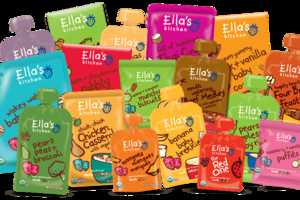 Food by Ella's Kitchen is a Fun Way to Get Your Baby Eating Healthy