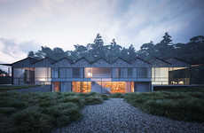 Sawtooth-Inspired Home Designs