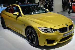The 2015 BMW M4 Coupe Will Be Showcased at The 2014 NAIAS
