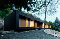 Wooden-Clad Holiday Homes