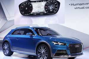 Audi Reveals The 2015 Audi TT at The Detroit Auto Show 2014