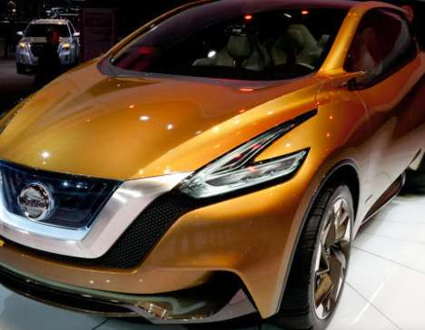 Elegant Hybrid Vehicles - The Nissan Resonance Concept Blends Style with Hybrid Technology