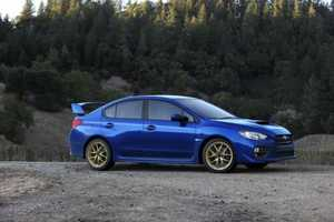 The 2015 Subaru WRX STI Was Unleashed at 2014 NAIAS