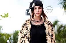 Exotic Turban-Infused Editorials