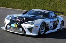 Furiously Fast Discontinued Cars - The Lexus LFA Code X  was Released at the Detroit Auto Show 2014
