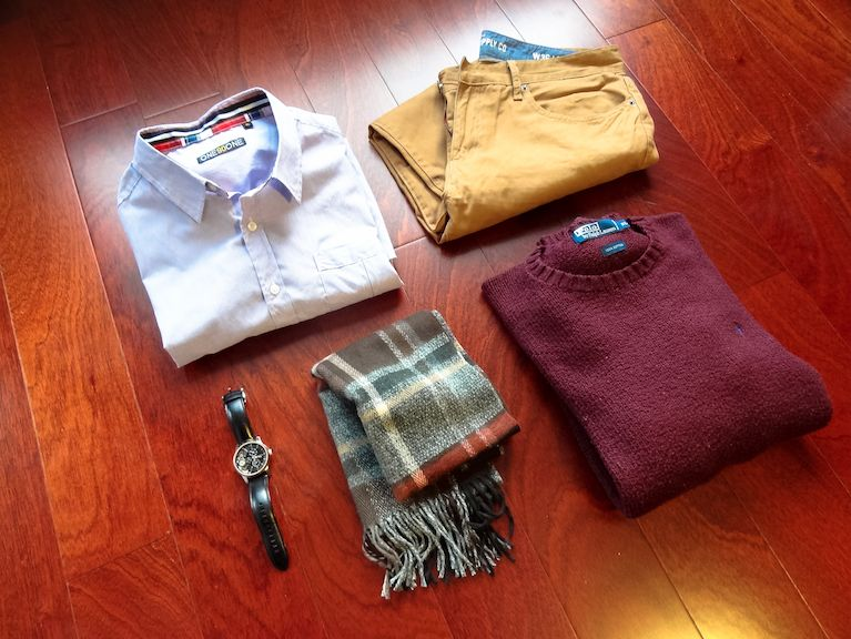 Monthly Menswear Clothing Subscriptions