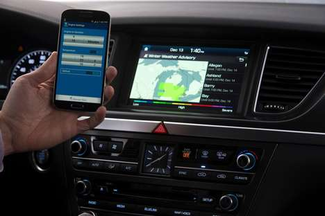 Music-Monitoring Car Apps - The SoundHound AppHelps You to Identify Music in Your Car