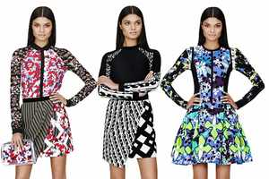 The Peter Pilotto Target Lookbook Debuts the New Set