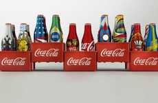 The New Coca-Cola 2014 FIFA Special Edition Bottles are Tiny