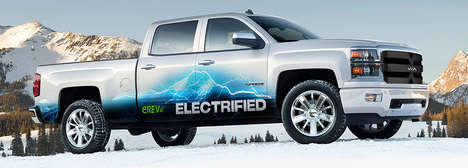 Electric Truck-Charging Apps - The VIA Motors