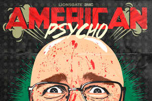 Butcher Billy's American Psycho Art is Maddeningly Fantastic