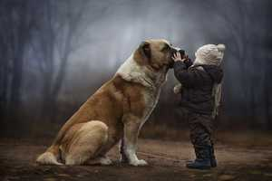 These Images Capture the Enchantment of a Child and Animal Bond