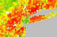 Interactive Eco Maps