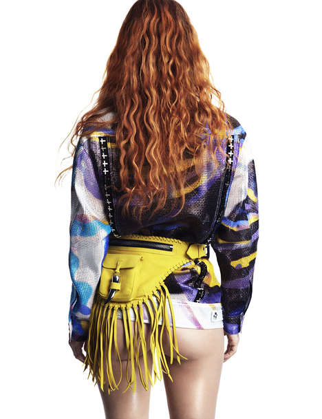 Ginger-Haired Editorials - The Vogue Germany 'Signal-Stimuli' Photoshoot Stars a Cast of Red-Heads