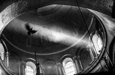 Monochromatic Surrealist Photography