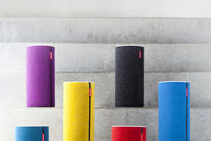 The Cozy Libratone Wireless Speakers Stylishly Match Home Decor
