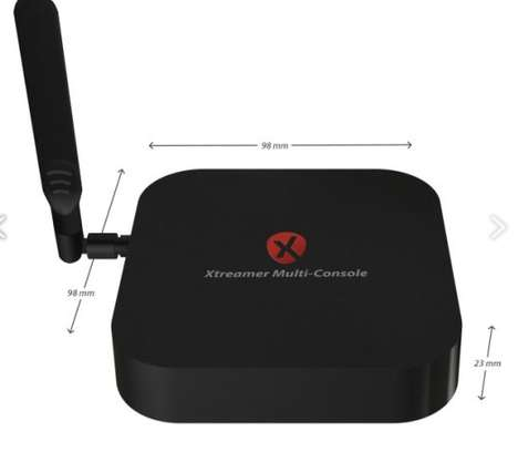 Packaged Powerhouse Gaming Consoles - The Xtreamer is a New Android Game Console