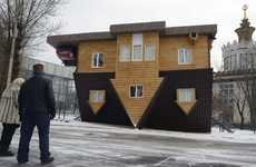 Gravity-Defying Homes