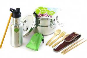 Go Green with the Eco Superhero Survival Sustainable Kit