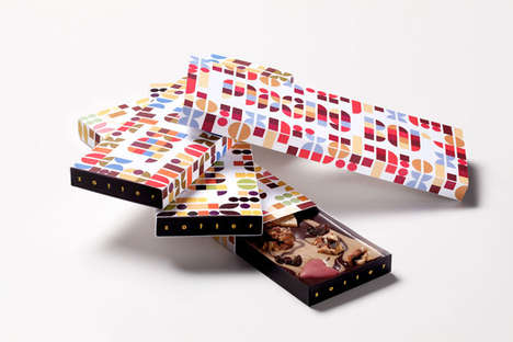 Zotter Mixing Bar Packaging