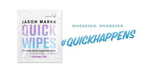 Jason Markk Quick Wipes