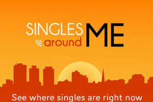 Find Singles in Your Area with the Singles Around Me App