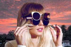 The Outragious 'Quay Eyewear' Sunglasses Add Pizazz To Style