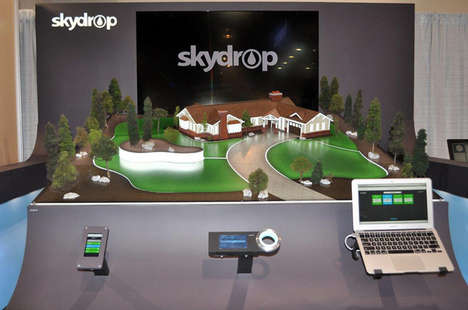 Weather-Predicting Sprinklers - The Skydrop Sprinkler Controller Saves Your Water