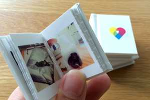 Printstagr.am TinyBooks Give Us a Tiny Look at Instagram Pictures