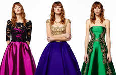 The Reem Acra Pre-Fall 2014 Collection is Fit for Fairy Princesses
