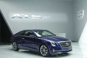 The 2015 Cadillac ATS Coupe is Made for Millennial Drivers